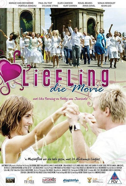 Liefling Movie Poster
