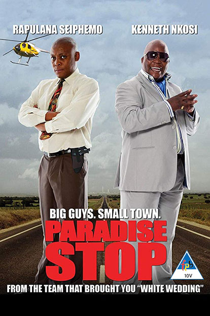 Paradise Stop Movie Poster