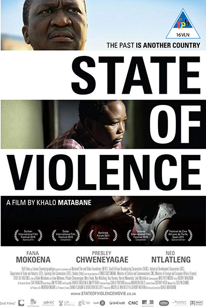 State of Violence Movie Poster