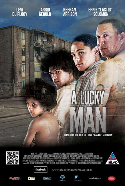 A Lucky Man Movie Poster