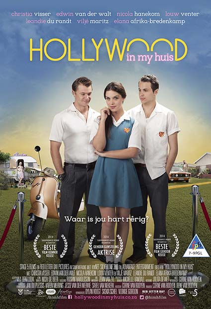 Hollywood in my Huis Movie Poster