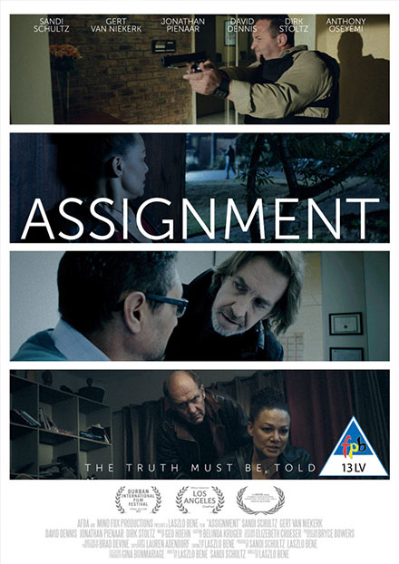 Assignment Movie Poster