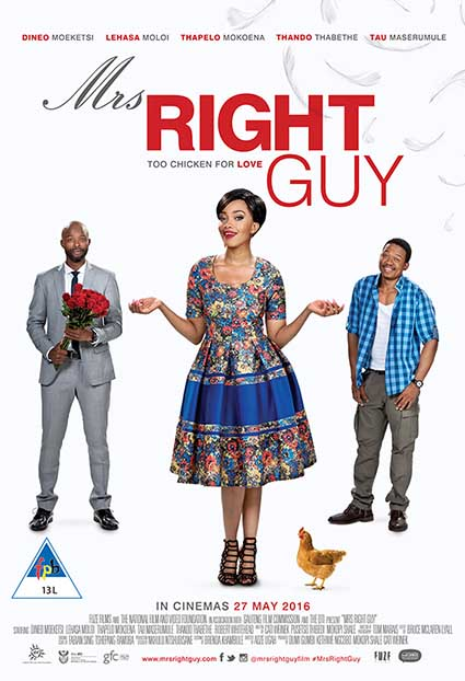 Mrs Right Guy Movie Poster