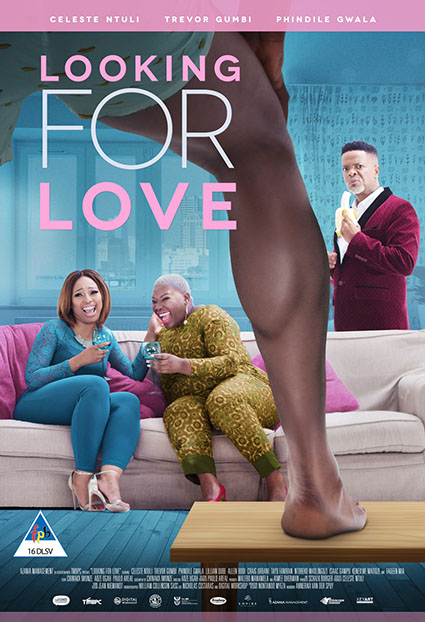 Looking for Love Movie Poster