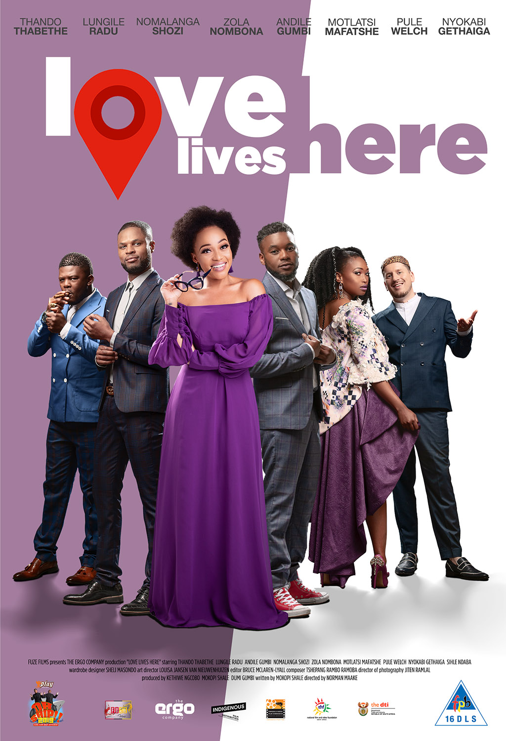 IFD - Love Lives Here - Movie Poster