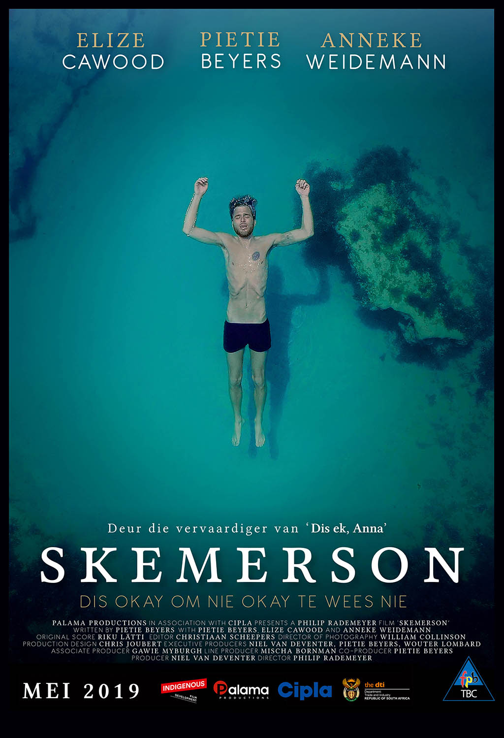 Skermerson - Movie Poster