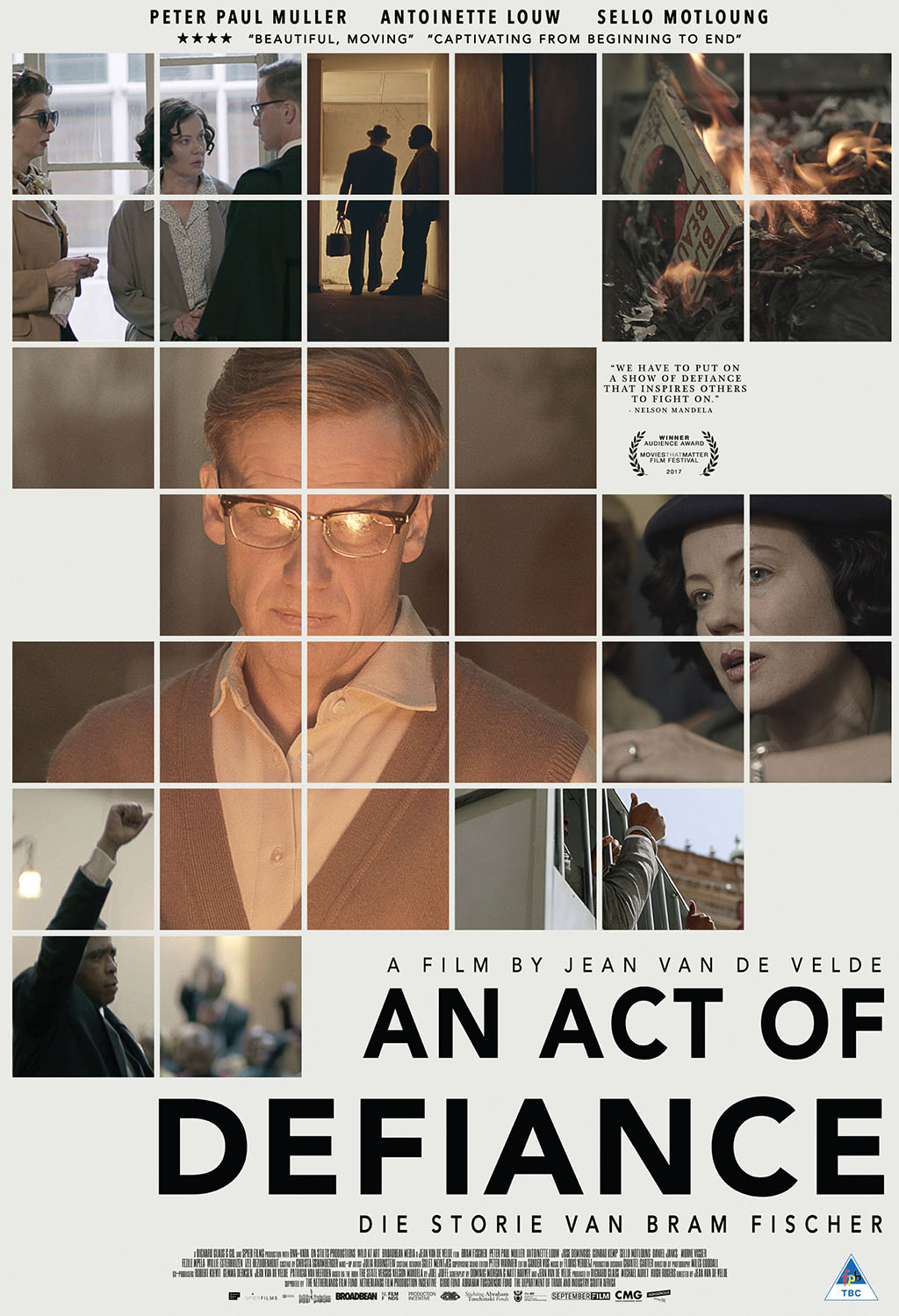 An Act of Defiance - Movie Poster