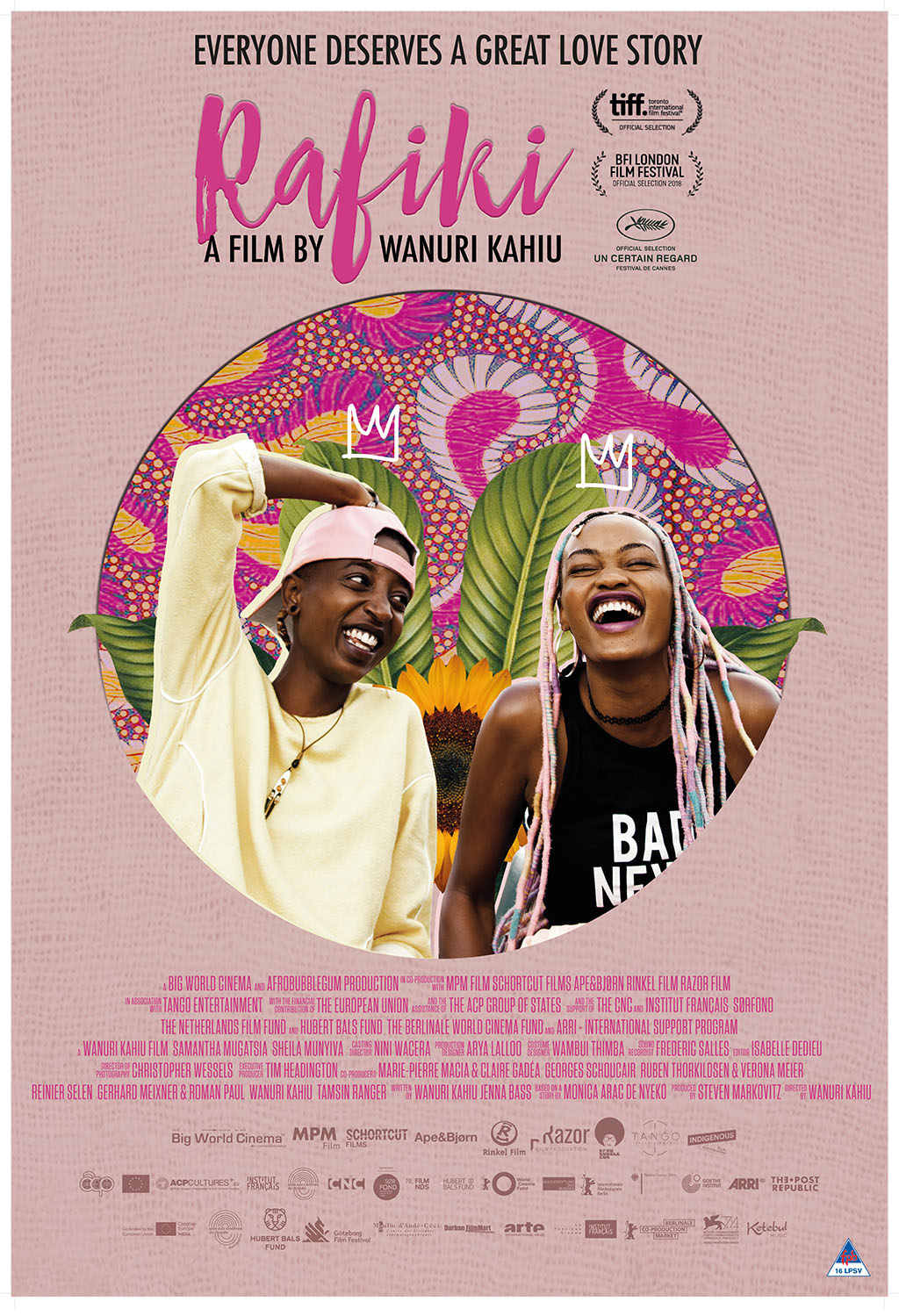 Rafiki - Movie Poster