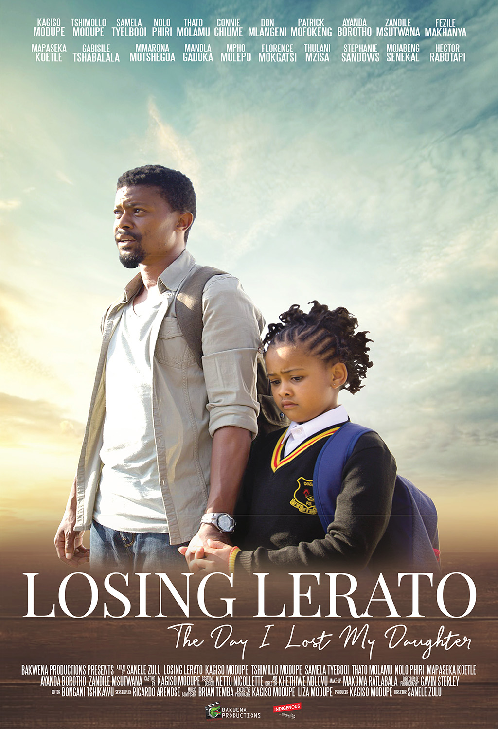 Losing Lerato - Movie Poster
