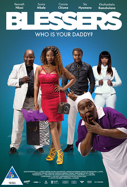 Blessers - Movie Poster