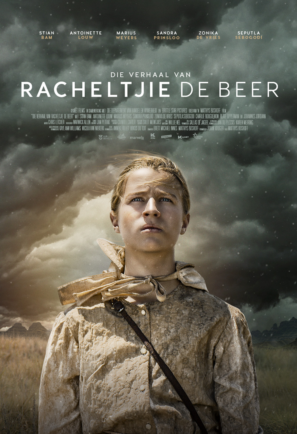 Racheltjie De Beer - Movie Poster