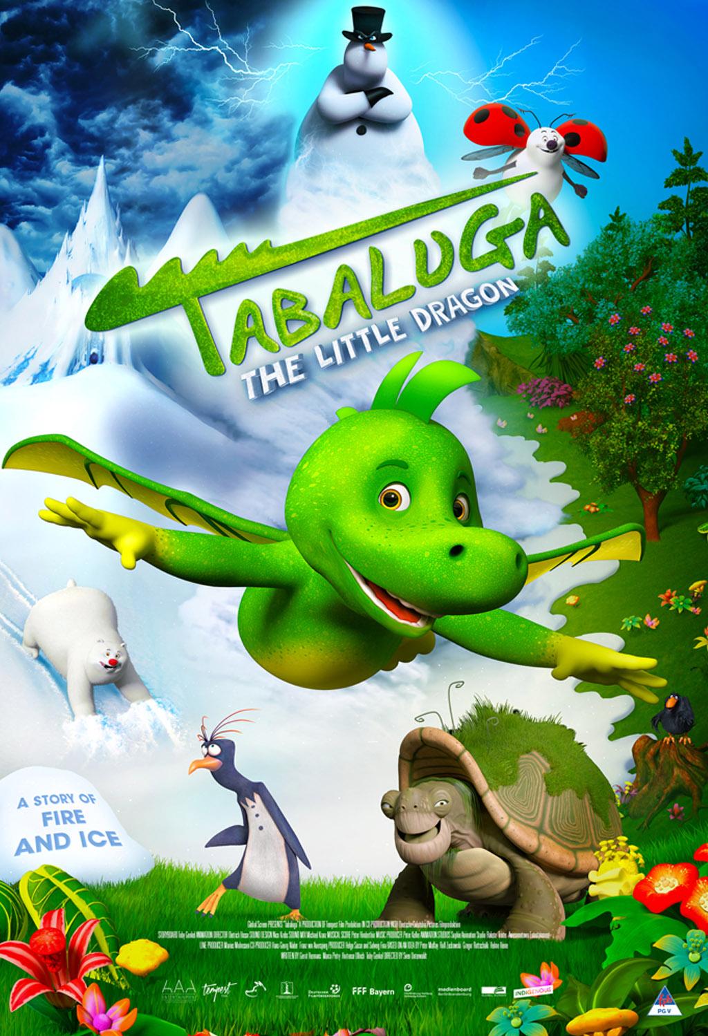 Tabaluga Movie Poster