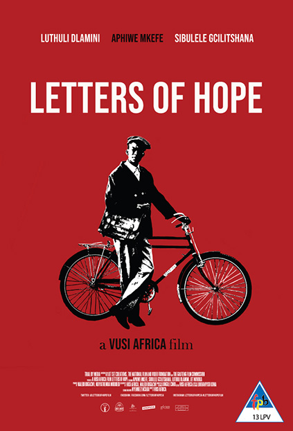 Letters of Hope Movie Poster
