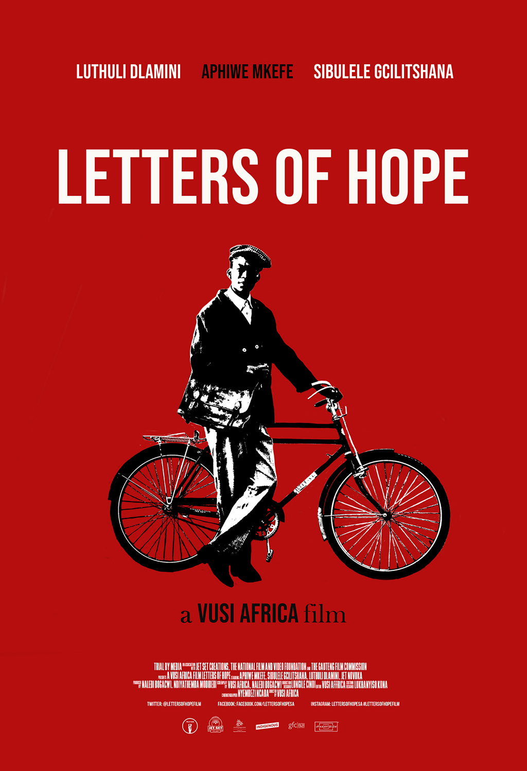 Letters of Hope - Movie Poster
