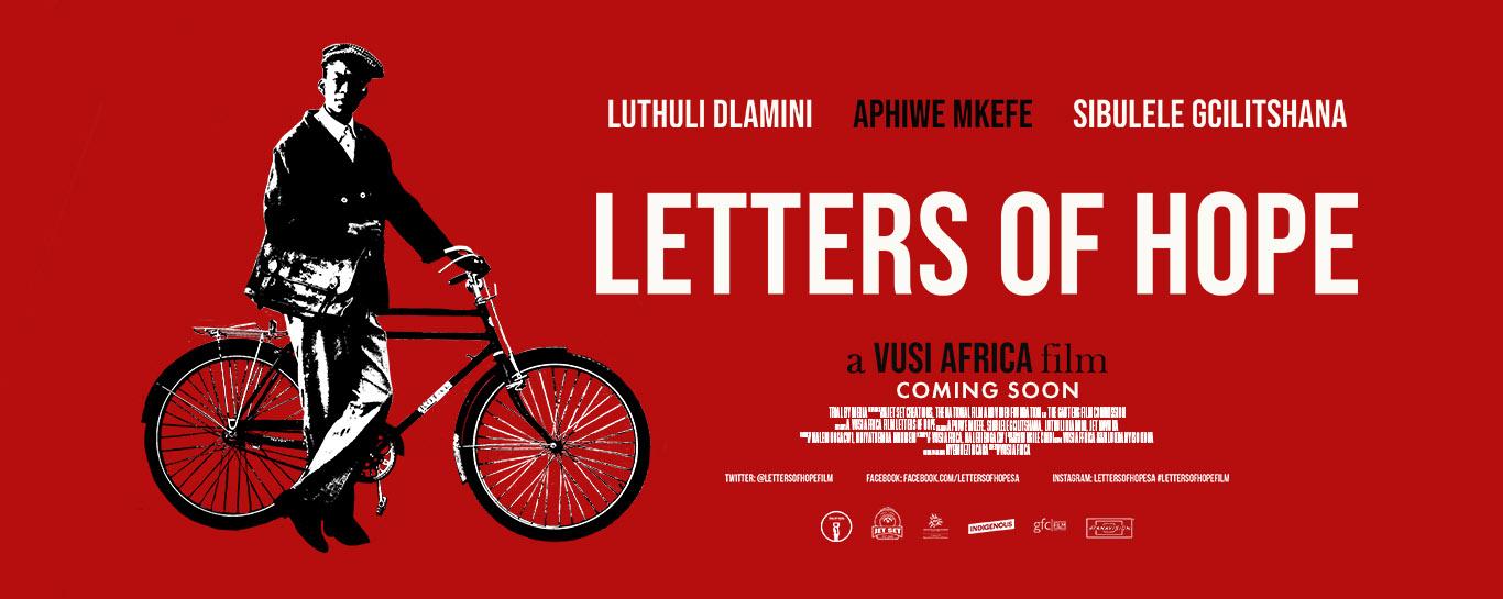 Letters of Hope - Slider