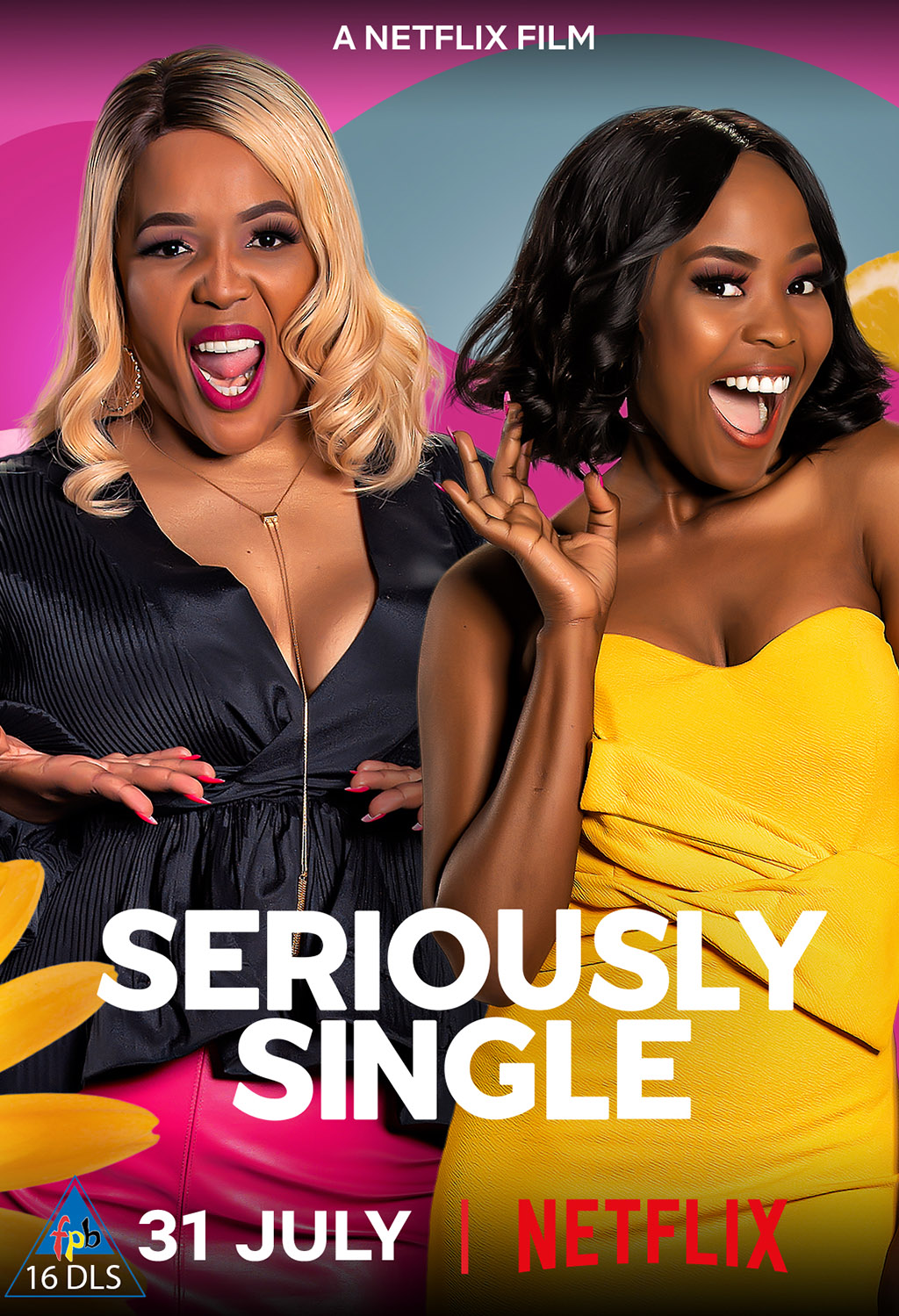 Seriously Single Movie Poster - FPB