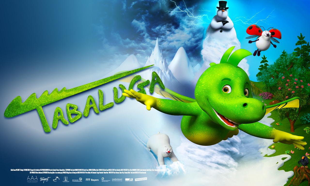 Tabaluga Homepage Slider