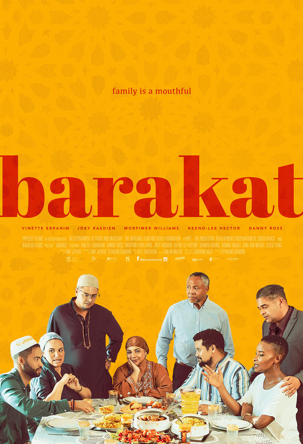 Barakat - Movie Poster