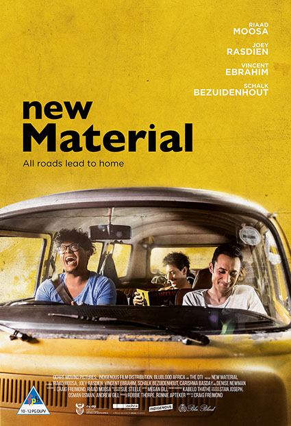 New Material Movie Poster