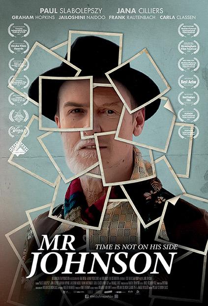 Mr Johnson Movie Poster